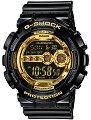 "Часовник Casio - G-Shock GD-100GB-1ER - От серията ""G-Shock"" -"