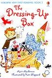 Usborne Very First Reading - Book 2: The Dressing-Up Box - Mairi Mackinnon -