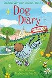 Usborne Very First Reading - Book 4: Dog Diary - Mairi Mackinnon -