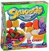 """Забавно тесто за моделиране - Сладолед - Творчески комплект от серията """"Skwooshi"""" -"""