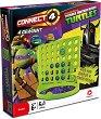 Connect 4 - Костенурките Нинджа - Детска игра за ловкост -