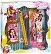 """Детски подаръчен комплект - С козметика от серията """"Soy Luna"""" -"""