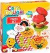 """Направи сам - Паста - Творчески комплект с моделин от серията """"Crea Dough"""" -"""