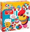 """Направи сам - Кексчета - Творчески комплект с моделин от серията """"Crea Dough"""" -"""