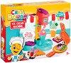 """Направи сам - Сладолед - Творчески комплект с моделин от серията """"Crea Dough"""" -"""