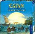 Заселниците на Катан - Мореплаватели - Допълнение за 3-4 души към базовата игра -