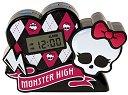"""Детски часовник с радио - Детски аксесоар от серията """"Monster High"""" -"""