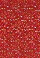 """Картон за скрапбукинг с червен фон - Коледни мотиви - От серията """"Sweet home"""" -"""