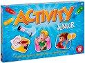 Активити Джуниър - Настолна игра за съобразителност и креативност -