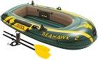 Надуваема лодка - Seahawk 2 - Комплект с гребла и помпа -