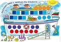 Табло № 1 по български език и литература за 1. клас : Пътешествие с кораба на буквите -