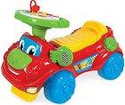Детска кола за бутане - Интерактивна образователна играчка -