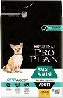 Purina Pro Plan Optidigest Chicken Small & Mini Sensitive Digestion Adult - Суха храна с пилешко месо за кучета с чувствително храносмилане от малки и дребни породи на възраст над 1 година - чувал от 3 kg -