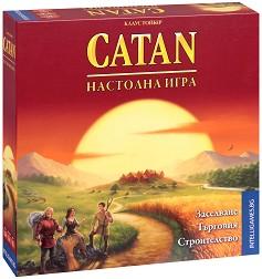 Заселниците на Катан - Базова настолна игра -