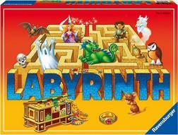Лабиринт - В търсене на съкровището - Занимателна игра -