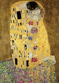 Целувката - Густав Климт (Gustav Klimt) -