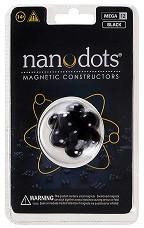 Магнитен конструктор - NanoDots Mega - Комплект от 12 сферички -