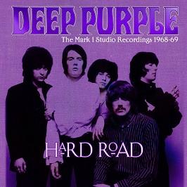 Deep Purple - Hard Road: The Mark 1 Studio Recordings (1968-69) - Box set of 5 CD -