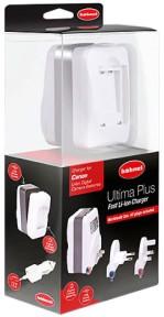 Зарядно Ultima Plus - За батерии Canon -