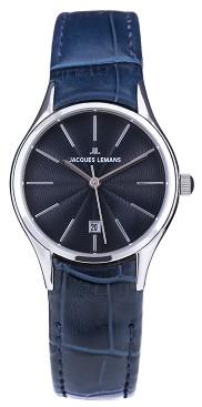 """Часовник Jacques Lemans - Divine 1-1425 D - От серията """"Classic: Divine"""" -"""