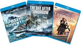 Комплект от 3 филма: : Приключението на Посейдон. Титаник. След утрешния ден -
