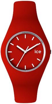 """Часовник Ice Watch - Ice Glam - Red ICE.RD.U.S.12 - От серията """"Ice Glam"""" -"""