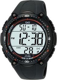 Часовник Q&Q - LCD M010J001Y - От серията LCD -