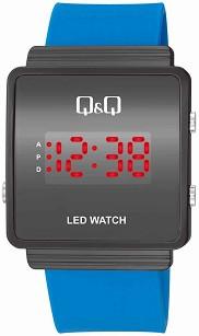 """Часовник Q&Q - LCD Watch M103J005Y - От серията """"LCD Watch"""" -"""