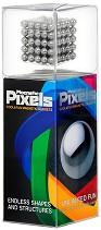 Магнитен конструктор - Magnetic Pixels - Комплект от 125 + 5 сферички -