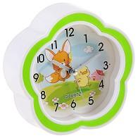 Лисиче и пате - Детски настолен часовник -