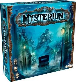 Мистериум - Дедуктивна бордова игра -