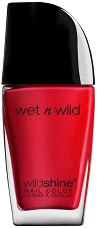 Wet'n'Wild Wild Shine Nail Color - Лак за нокти -