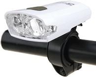 Emos P3916 - Презареждаема предна светлина с 2 светодиода -