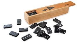 Домино - Дървена настолна игра -