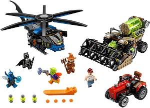 """Батман: Да пожънем страх - Детски конструктор от серията """"LEGO - Super heroes: DC Comics"""" -"""