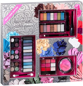 Markwins International Color Workshop 24/7 Glamour - Комплект с гримове -