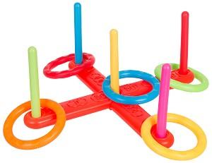 Нанижи обръчите - Детска играчка -