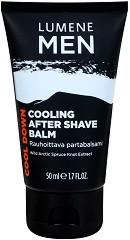 """Lumene Men Cooling After Shave Balm - Балсам за след бръснене от серията """"For Men"""" -"""