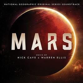 Nick Cave and Warren Ellis - Mars - Original Series Soundtrack -