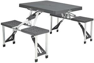 Сгъваема маса с вградени столчета - Toulouse -