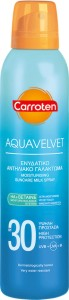 "Carroten Aquavelvet Moisturising Suncare Milk Spray - SPF 30 - Слънцезащитно мляко спрей от серията ""Aquavelvet"" -"