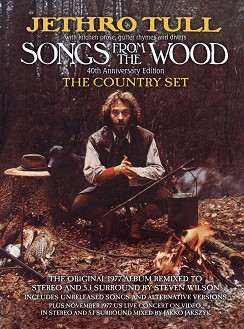 Jethro Tull - Songs From The Wood - 3 CD + 2 DVD -