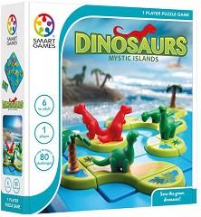 """Мистичният остров на динозаврите - Детска логическа игра от серията """"Original"""" -"""