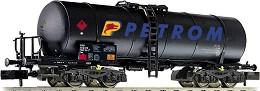 Вагон - Цистерна: Petrom - CFR - ЖП модел -