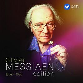 Olivier Messiaen - 25 CDs - Edition 1908 - 1992 -