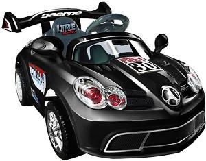 Детска акумулаторна кола - Комплект с дистанционно управление -