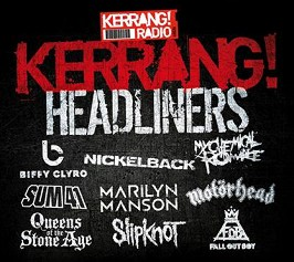 Kerrang! Headliners - 2 CD -