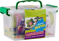 Комплект за рисуване - BastelBoxx - В пластмасова кутия -