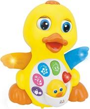 Патенце - Бебешка музикална играчка -
