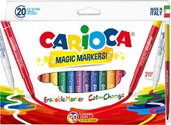 Магически маркери - Комплект от 20 броя -